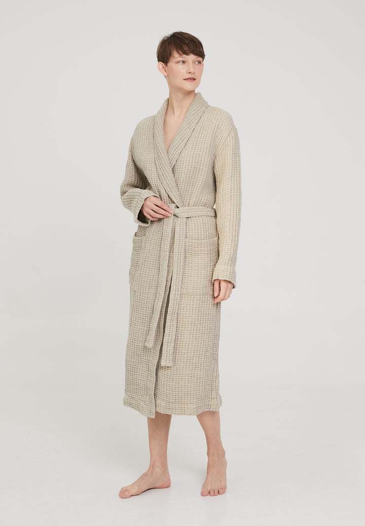 Cosy and Warm Bathrobe - Baobab