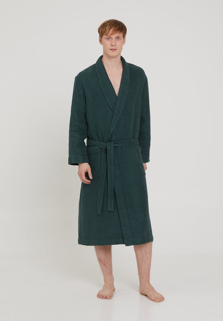 Cosy and Warm Bathrobe - Pina