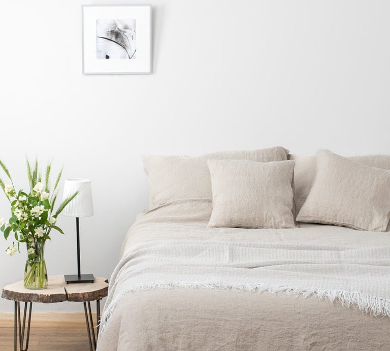 Linen Bedding Duvet Cover