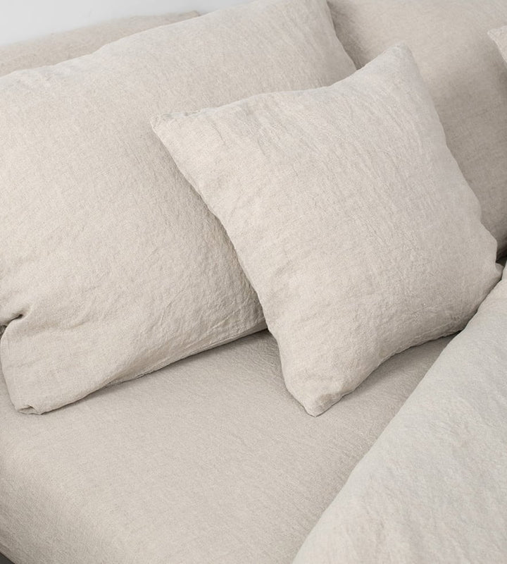 Linen Bedding Flat Sheet