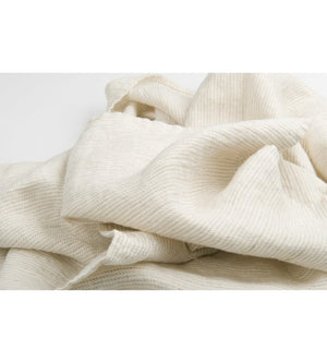 DFF - Thin White Stripes Linen Towel at Amberoot (2)