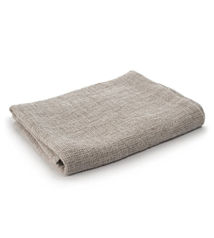 DFF - Undyed Linen Towel at Amberoot