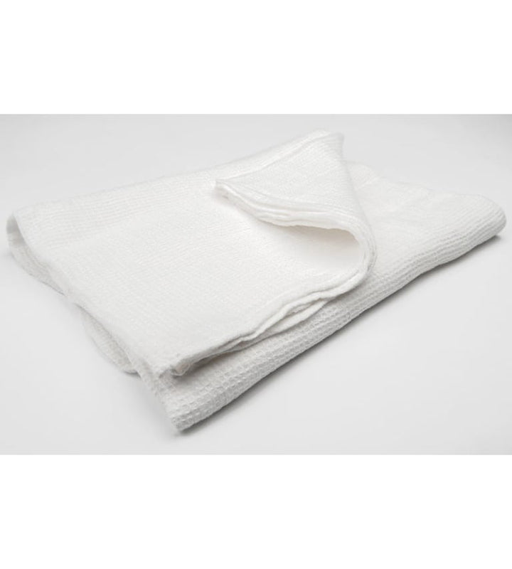 DFF - White Linen Towel at Amberoot (1)