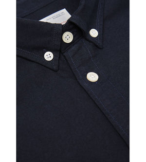 KnowledgeCotton Apparel - Button Down Oxford GOTS Organic Cotton Shirt at Amberoot (8)
