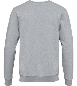 KnowledgeCotton Apparel - Casual Organic Cotton Sweatshirt at Amberoot (4)