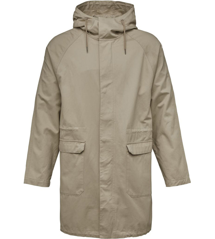 Organic Cotton Coat