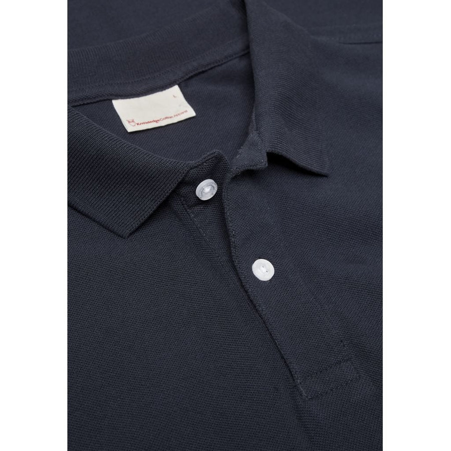 KnowledgeCotton Apparel - Organic Cotton Polo Pique at Amberoot (15)