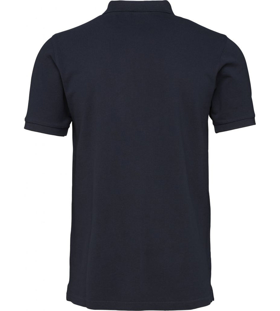 KnowledgeCotton Apparel - Organic Cotton Polo Pique at Amberoot (16)
