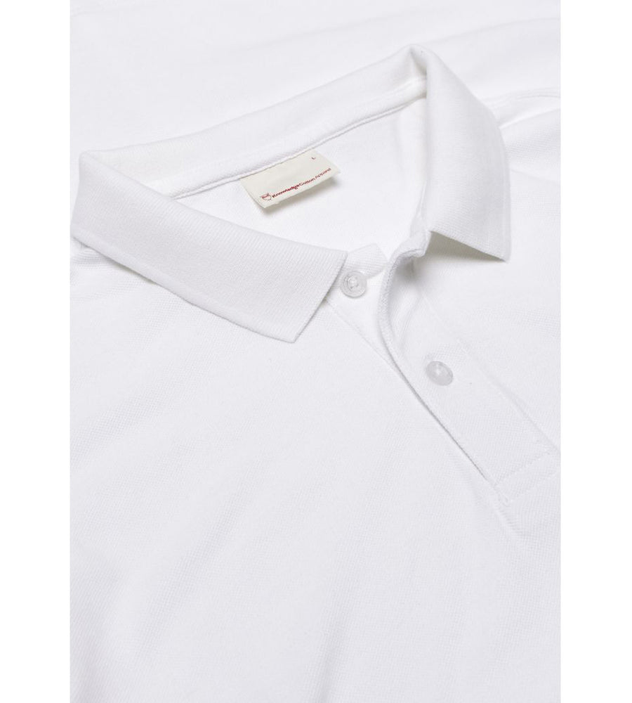 KnowledgeCotton Apparel - Organic Cotton Polo Pique at Amberoot (2)