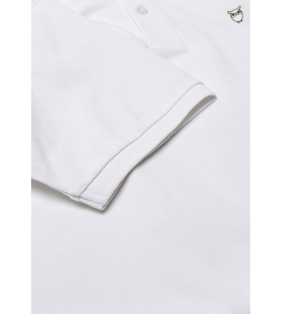 KnowledgeCotton Apparel - Organic Cotton Polo Pique at Amberoot (3)