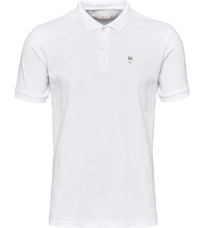 KnowledgeCotton Apparel - Organic Cotton Polo Pique at Amberoot (5)