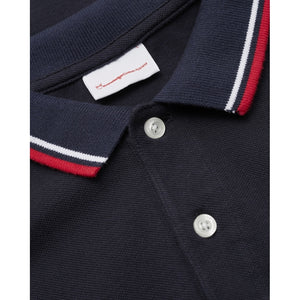 Casual Organic Cotton Polo Pique