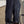 Black Linen High Waist Trousers