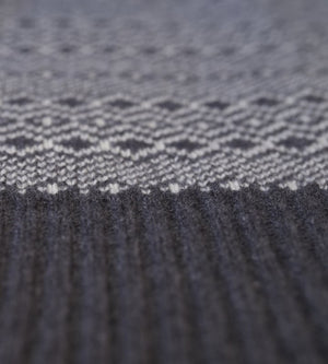 MLH - Jacquard Wool Throw at Amberoot (1)