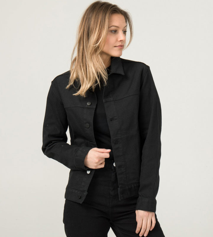 Jodi Organic & Recycled Cotton Jacket