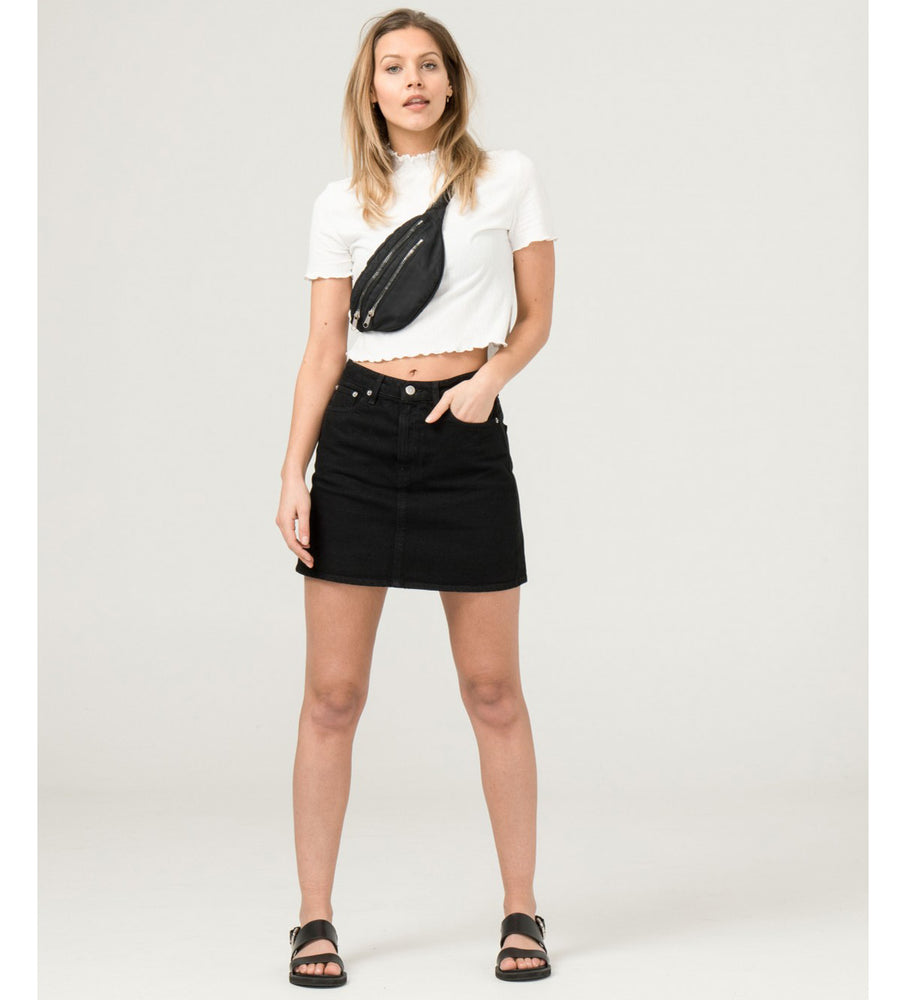 Sophie Rocks Organic & Recycled Cotton Short Skirt