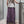 Motumo - Deep Plum Linen Harem Skirt at Amberoot (4)