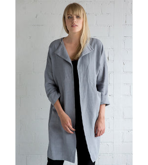 Motumo - Light Grey Linen Mac at Amberoot (1)