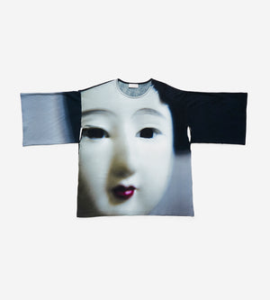 Silvia Giovanardi – Geisha Organic Cotton T-Shirt at Amberoot (2)