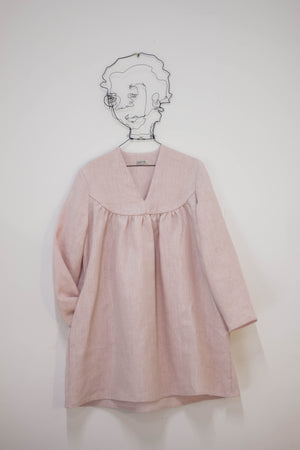 Keep Cool Linen Dress