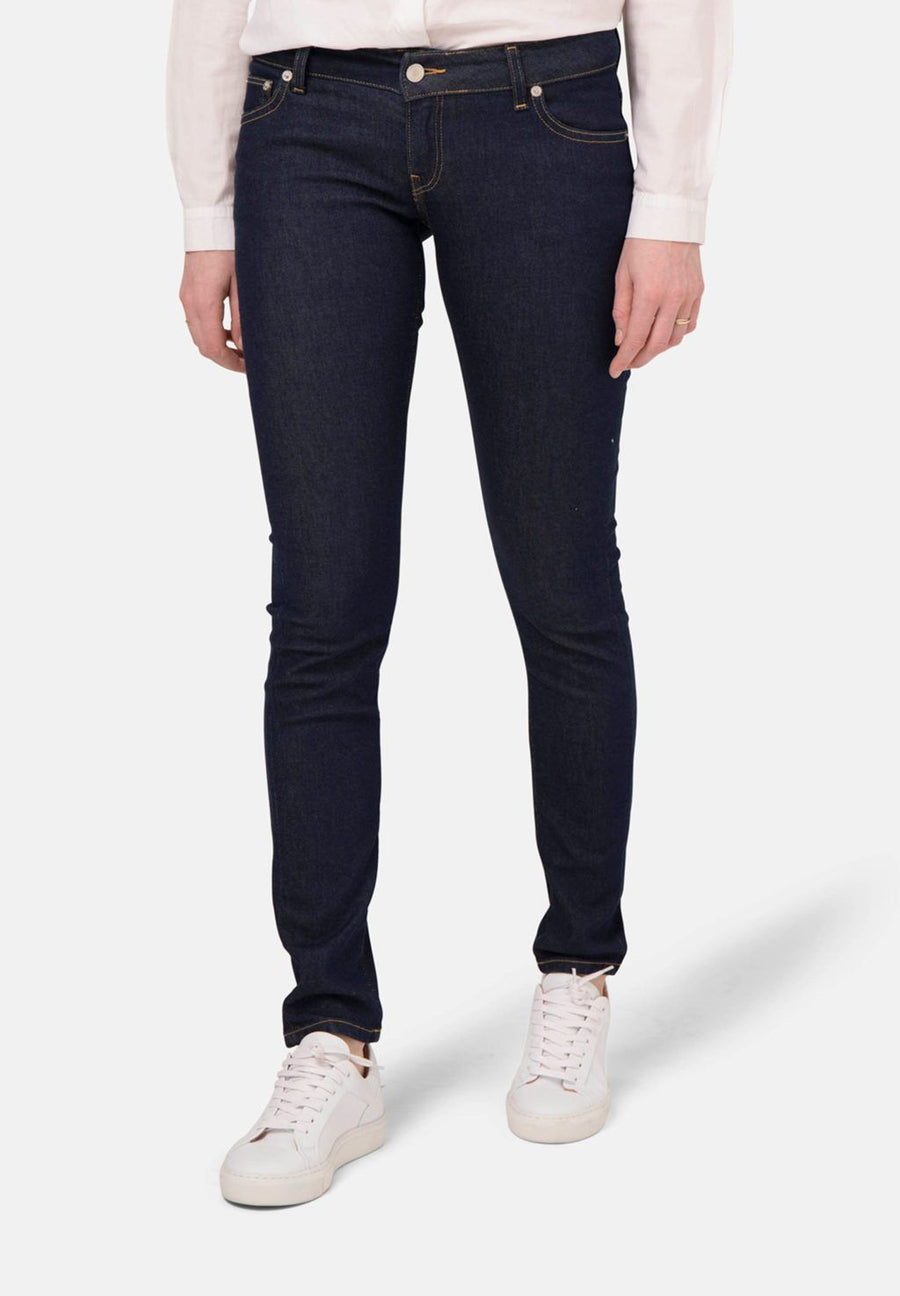Skinny Lilly Blue Range Organic & Recycled Cotton Jeans