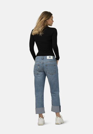 Relax Fred Organic & Recycled Cotton Jeans