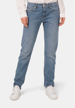 Fave Straight Organic & Recycled Cotton Jeans