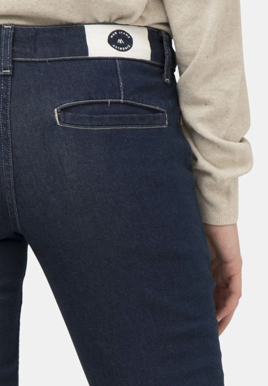 Claire Chino Organic & Recycled Cotton Jeans