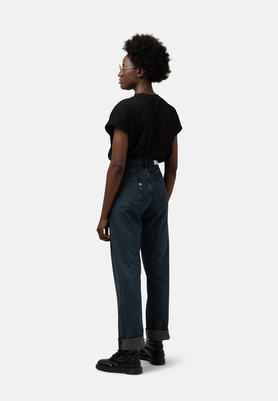 Relax Rose Organic & Recycled Cotton Jeans