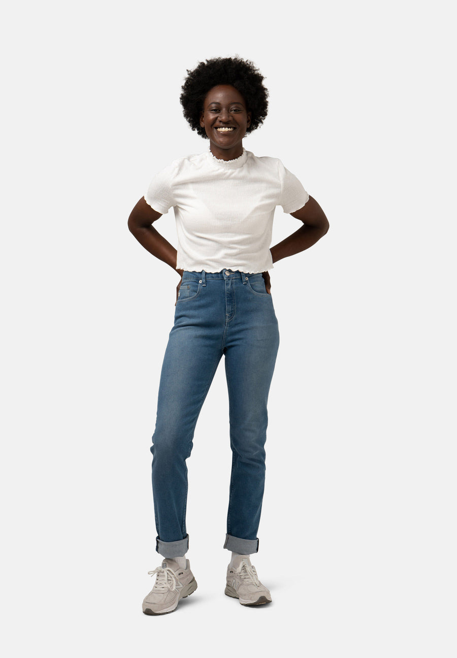 Stretch Mimi Organic & Recycled Cotton Jeans