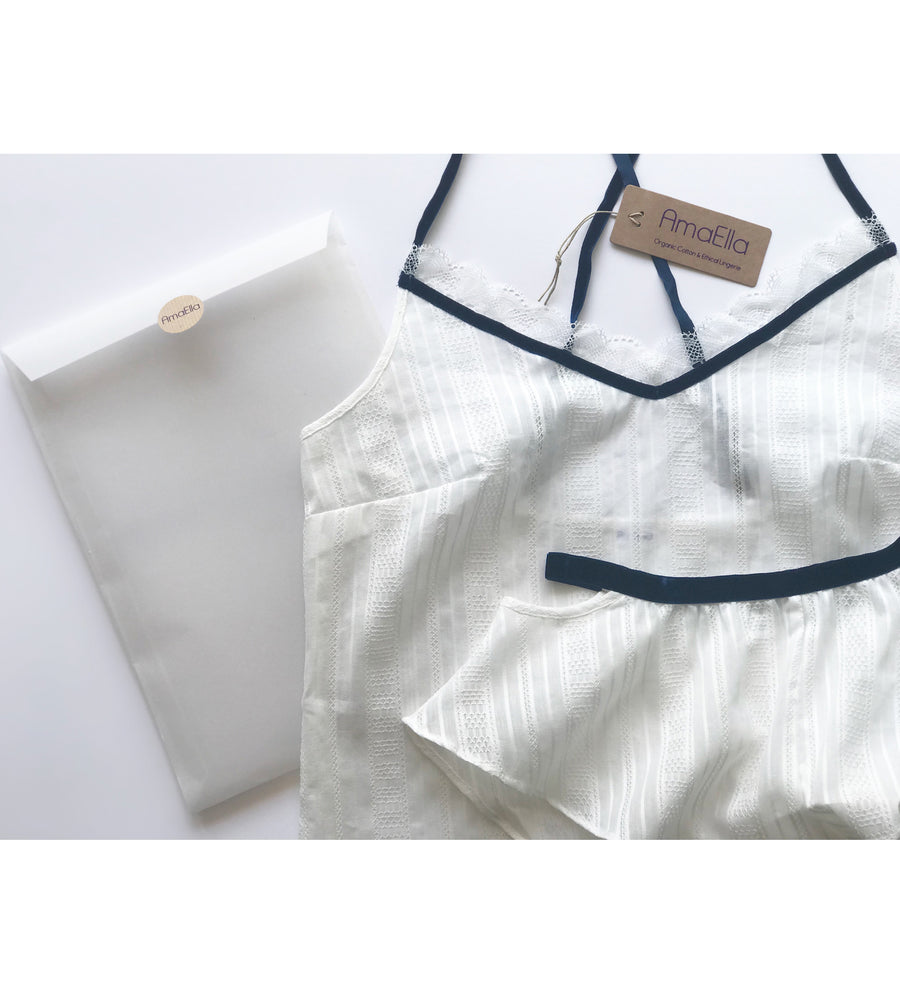 Organic Cotton Pyjama Set