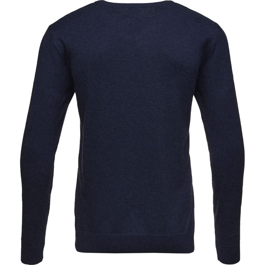 KnowledgeCotton Apparel - Basic O-Neck Jumper @Amberoot (10)