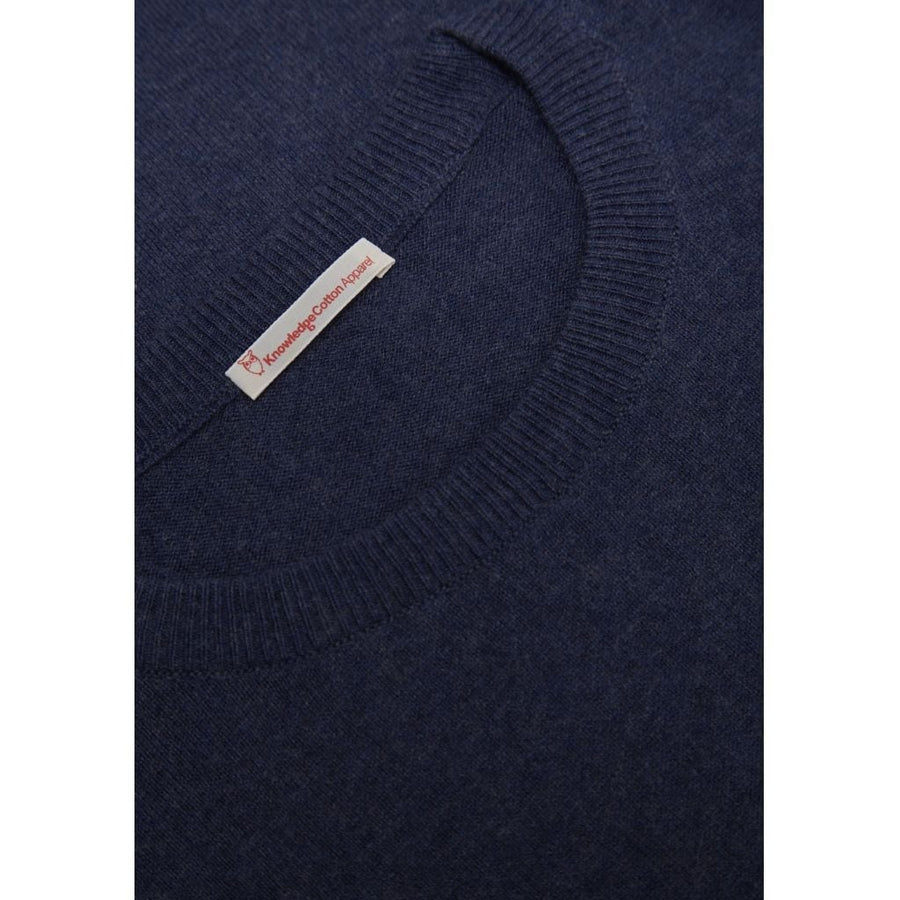 KnowledgeCotton Apparel - Basic O-Neck Jumper @Amberoot (12)