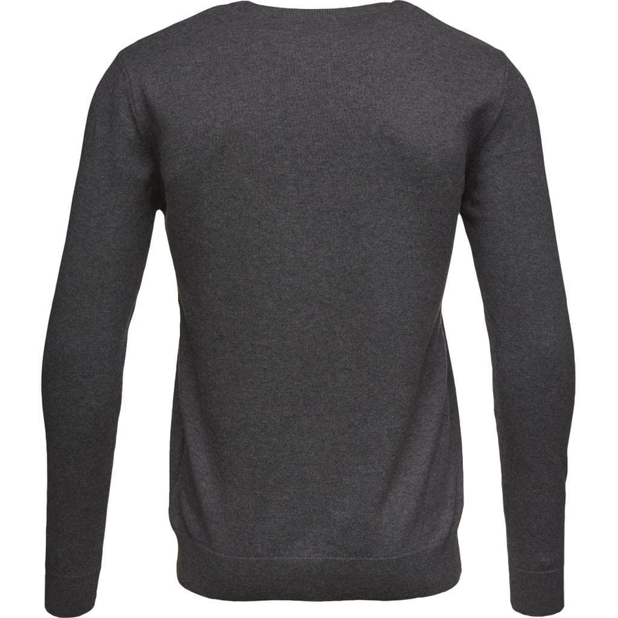 KnowledgeCotton Apparel - Basic O-Neck Jumper @Amberoot (14)
