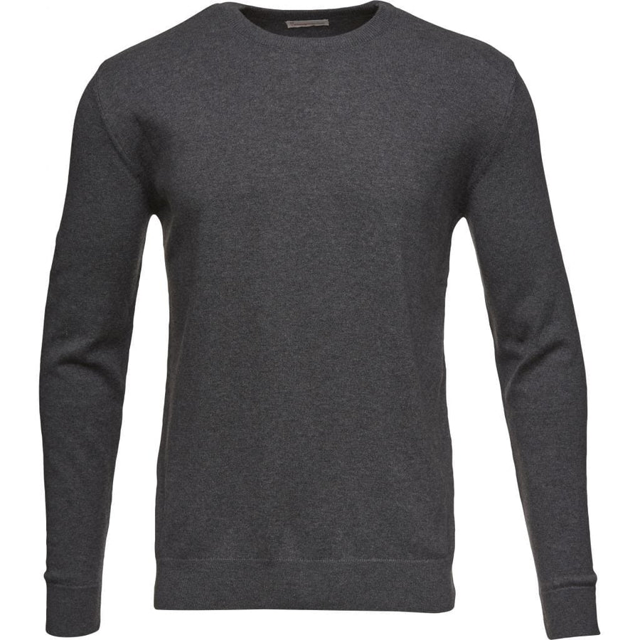 KnowledgeCotton Apparel - Basic O-Neck Jumper @Amberoot (17)