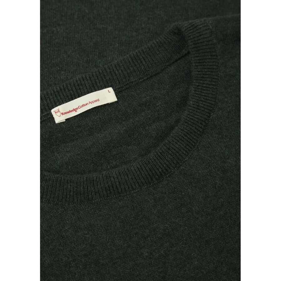 KnowledgeCotton Apparel - Basic O-Neck Jumper @Amberoot (19)