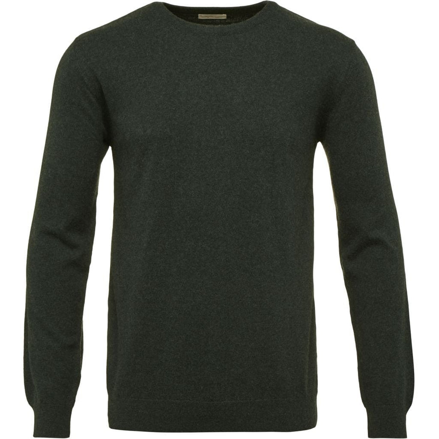 KnowledgeCotton Apparel - Basic O-Neck Jumper @Amberoot (1)