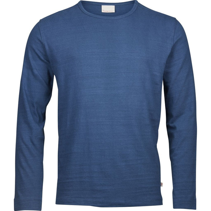 KnowledgeCotton Apparel - Basic Organic Cotton Sweatshirt at Amberoot (1)