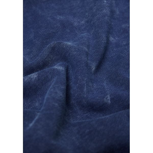 KnowledgeCotton Apparel - Indigo Organic Cotton Sweatshirt at Amberoot (4)