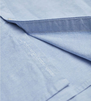 KnowledgeCotton Apparel - Organic Cotton Timeless Shirt at Amberoot (12)
