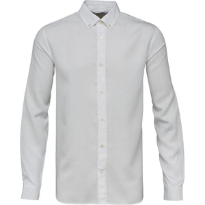 KnowledgeCotton Apparel - Tencel Shirt at Amberoot (1)
