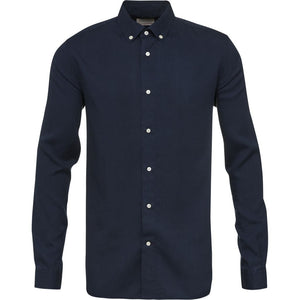 KnowledgeCotton Apparel - Tencel Shirt at Amberoot (6)