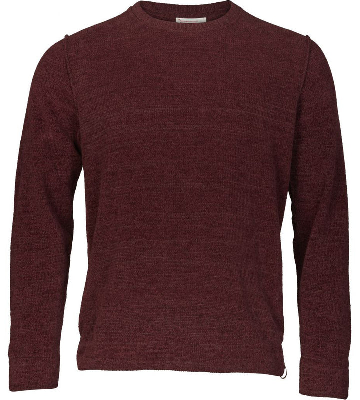 KnowledgeCotton Apparel -Warm Comfy Organic Cotton Jumper at Amberoot (1)