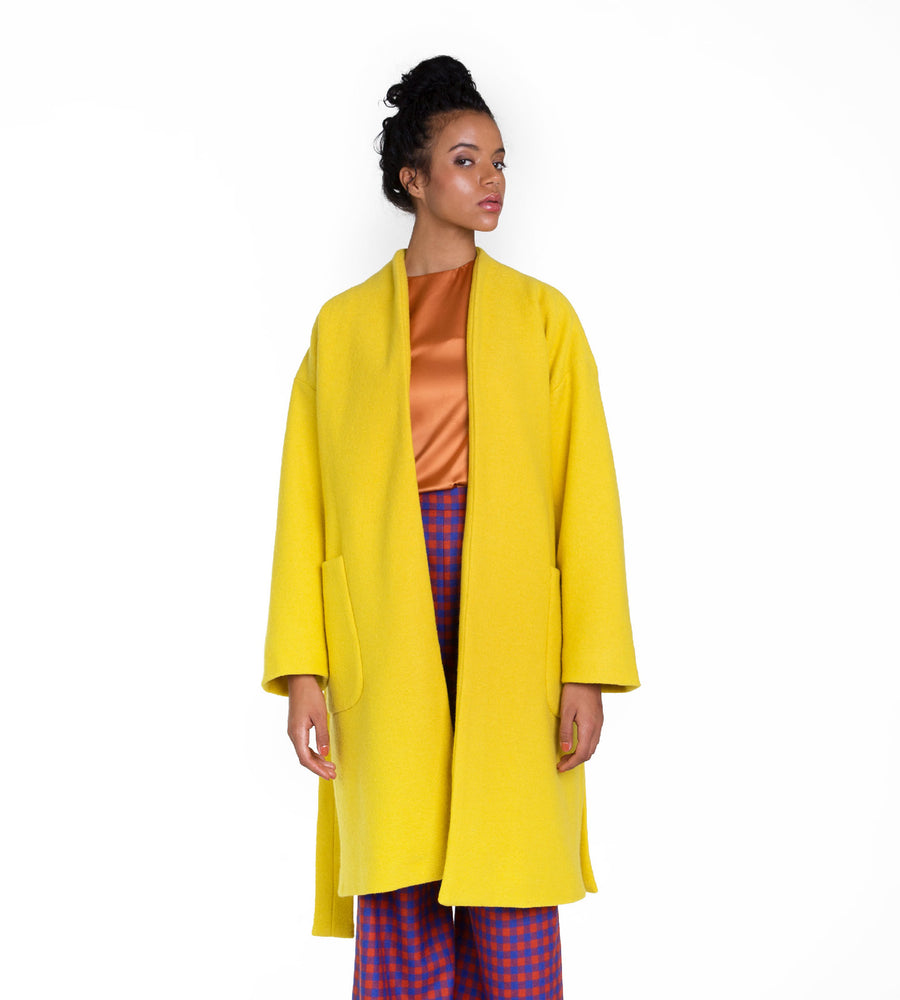 Sanikai - Lene Wool Coat at Amberoot (1)