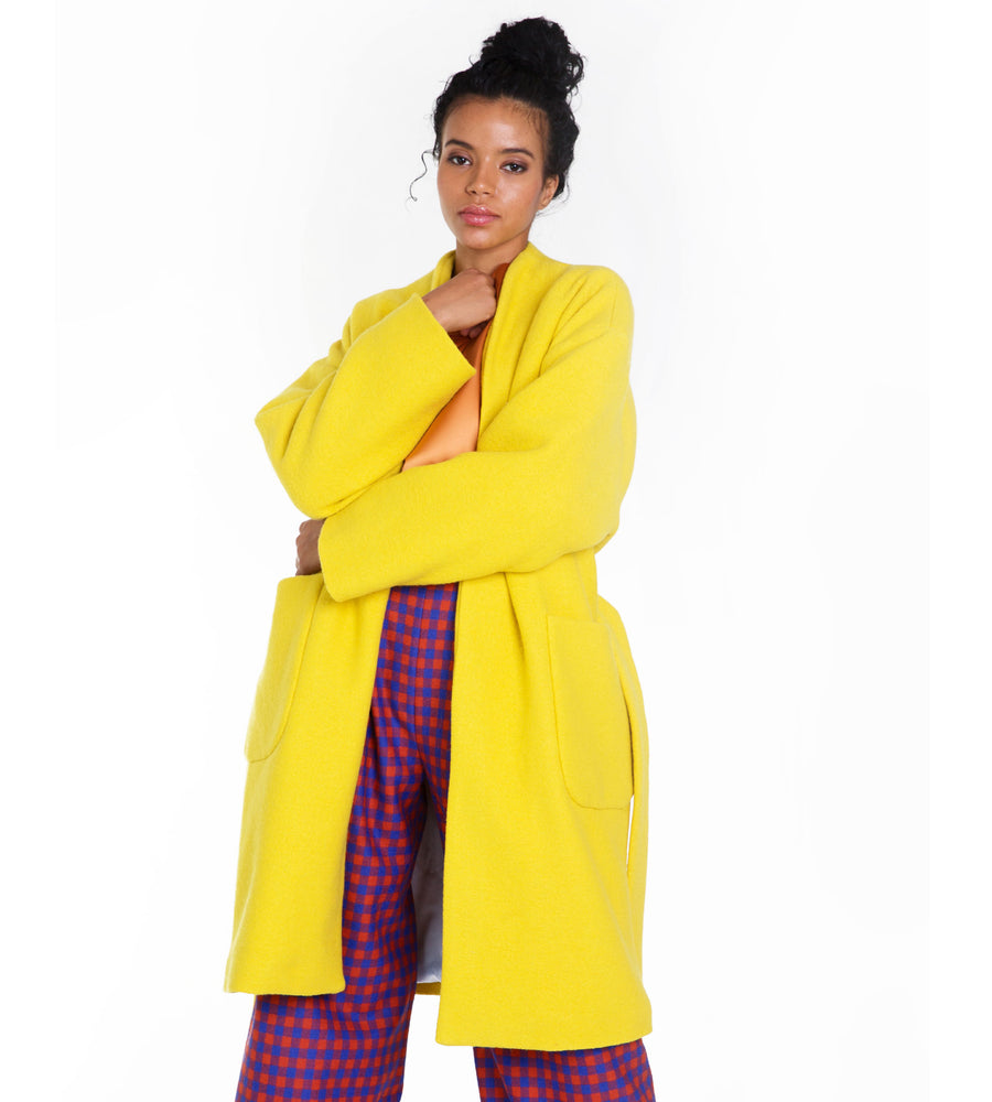 Sanikai - Lene Wool Coat at Amberoot (4)
