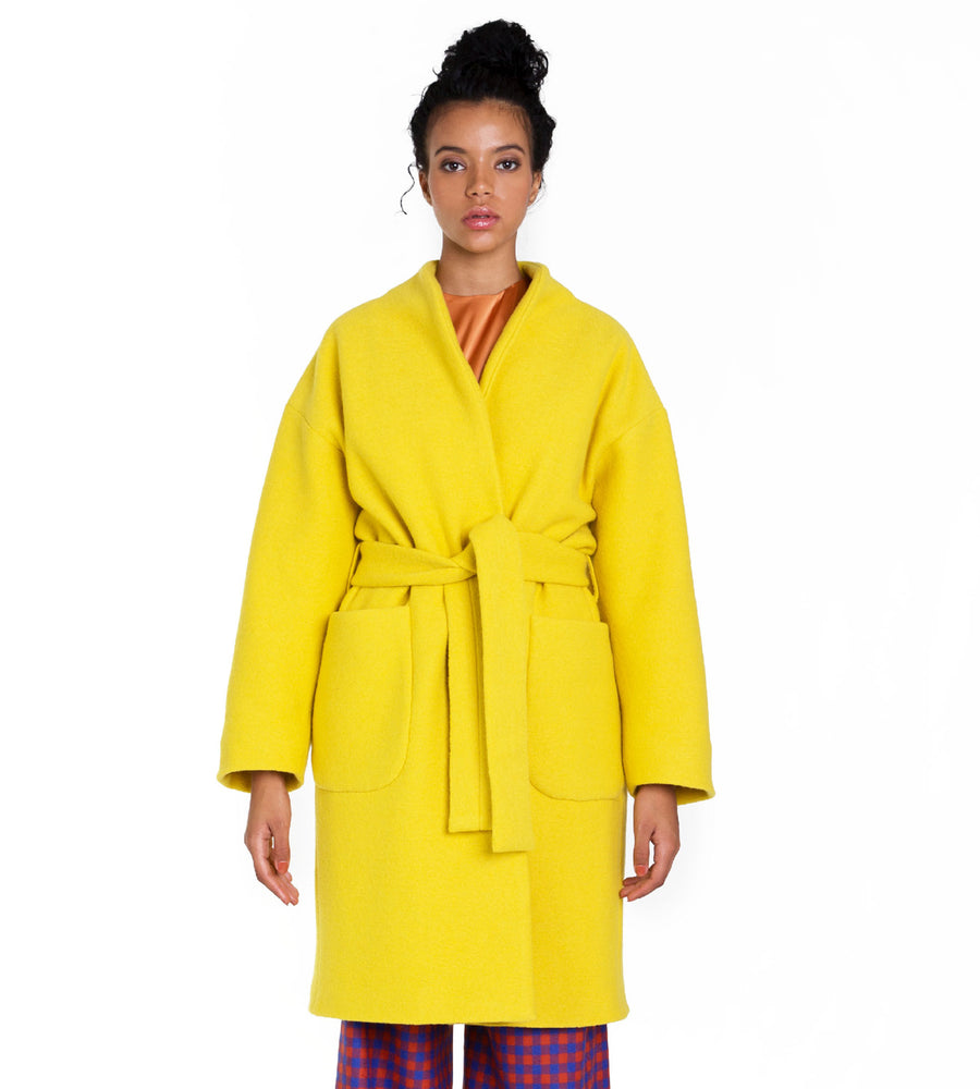 Sanikai - Lene Wool Coat at Amberoot (5)