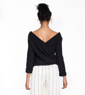 Skadi Organic Cotton Sweater