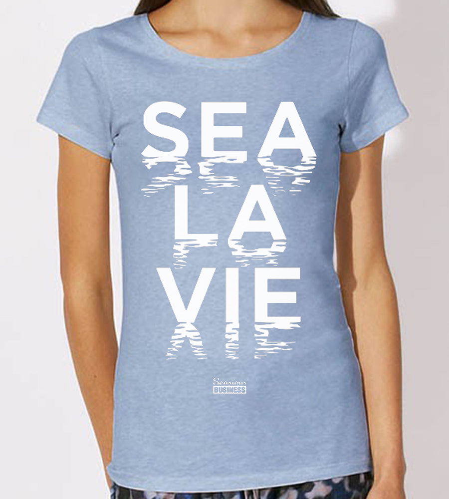 Searious Business - Women T-Shirt - Sea La Vie at Amberoot