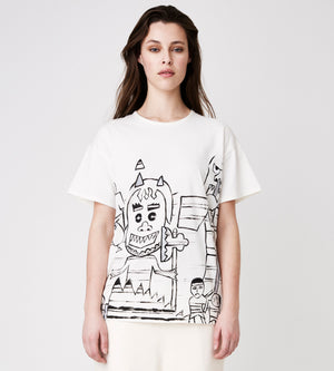 Oriental Organic Cotton T-Shirt