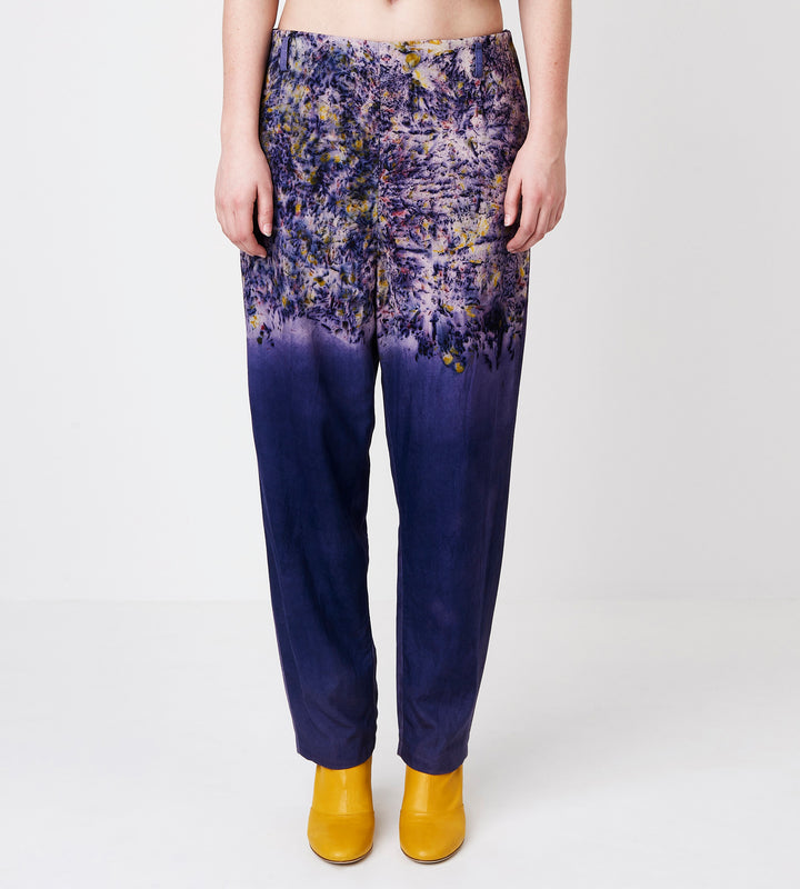 Soy Deep Purple Trousers